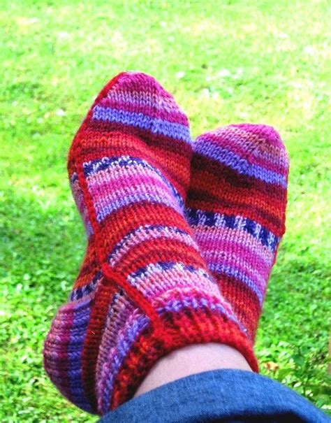 easy knit socks on two needles 17 best images about knitting on free pattern