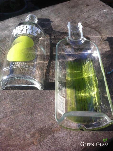 cortar botella de vidrio como hacer un vaso con una botella de cortar botellas de vidrio green glass