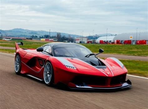 2016 Laferrari Fxx K by Top 10 Fastest 0 60 Cars 2017 World Cars Brands