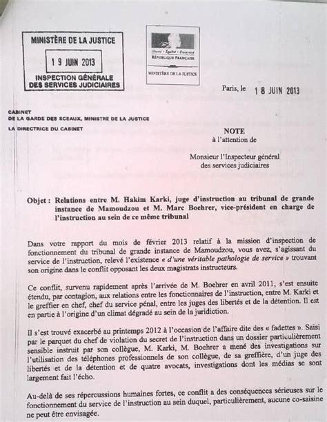 Exemple De Lettre Justice De Paix 171 V 233 Ritable Pathologie De Service 187 Dans Les Juridictions P 233 Nales De Mayotte Aamfg