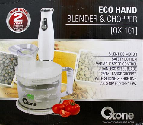 Oxone Eco Mini Chopper oxone eco blender chopper ox 161 jual blender