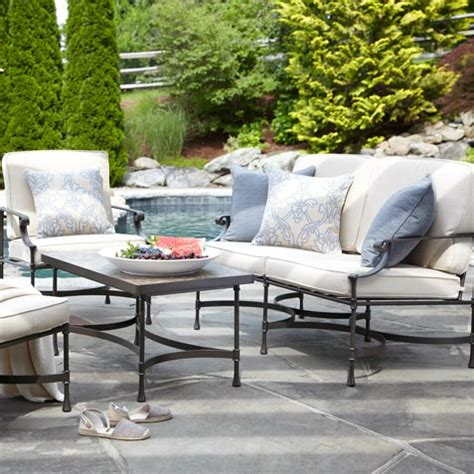 ethan allen patio furniture ethan allen outdoor sofa reversadermcream