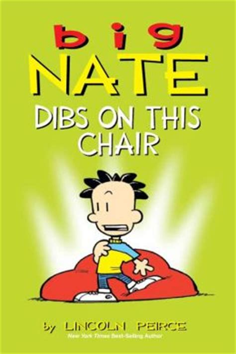 Stores Like Barnes And Noble Big Nate Dibs On This Chair By Lincoln Peirce