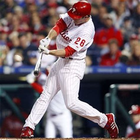 chase utley swing phillies vs muts for first place game 24 page 4