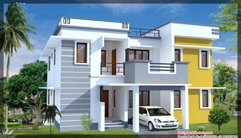 modern luxury house elevation   sqft