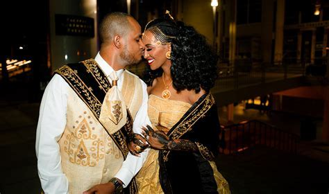 Habesha wedding in Seattle: Helen   Mintay