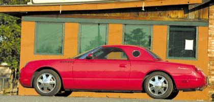 how do cars engines work 2002 ford thunderbird seat position control 2002 ford thunderbird price specs engine road tests motor trend