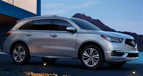 2020 Acura Mdx Rumors by 2020 Acura Mdx Redesign Rumors Interior 2017 Honda News