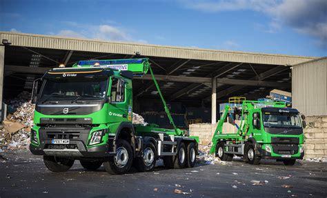 viridor waste management values volvo trucks fleet uk haulier