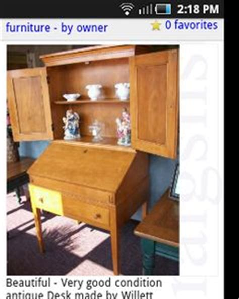 Craigslist Louisville Furniture By Owner by Willett Furniture Lancaster County Maple Desk