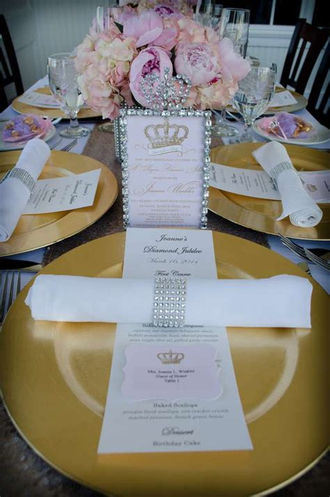 queen themed birthday party royal queen birthday party ideas gold chargers birthday