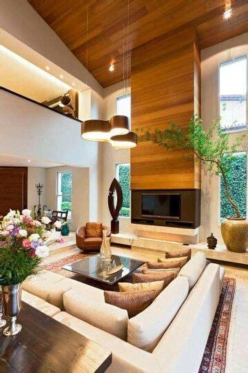 techo doble altura iluminacion casa web