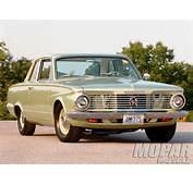 Classic Mopar Project Cars 1964 Plymouth Valiant