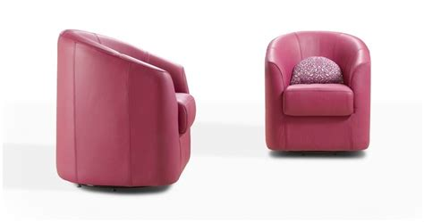 clotilde fauteuil pivotant ou fixe cuir