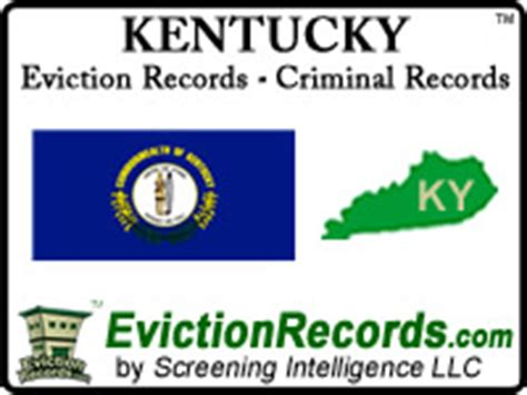 State Of Kentucky Records Kentucky Criminal Records And Ky Tenant Eviction Search