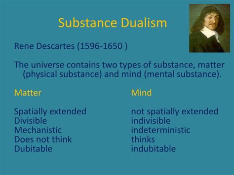 descartes mind and matter ppt the mind problem what it is like to be a bat