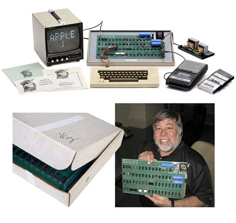 Desk Top Computers For Sale Apple 1 Sold For 330k After Auction Cult Of Mac