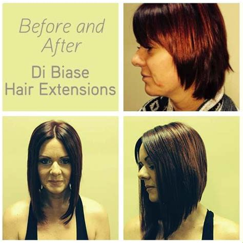 Before After Di Biase Hair Extensions Usa On Pinterest | 23 best images about before after di biase hair