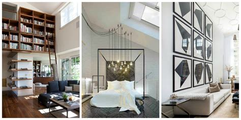 wall decor for high ceilings remodelaholic 24 ideas on how to decorate tall walls