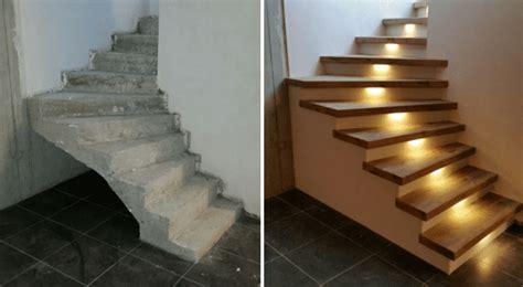 trap met hout bekleden je betonnen trap bekleden met hout kan perfect