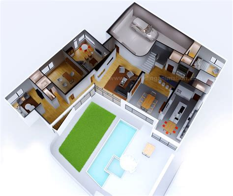 visualizing and demonstrating 3d floor plans home design architectural visualization