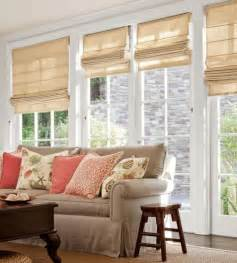Home Office Window Treatment Ideas For French Doors » Home Design