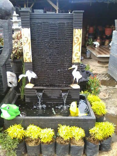 jual murah air mancur minimalis jasa pembuatan taman