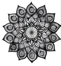 Lotus Flower Mandala Henna Lotus Flower Inspire Me Henna