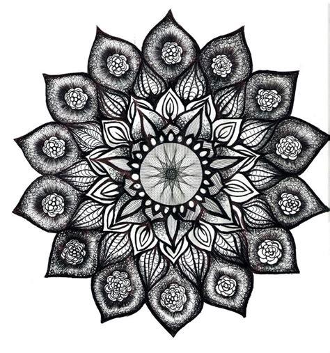 flower pattern mandala henna lotus flower inspire me henna pinterest