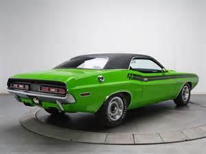 Dodge Challenger Magnum 1971 Dodge Challenger R T 383 Magnum Js23