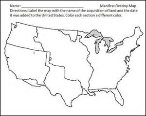 blank map us territorial expansion
