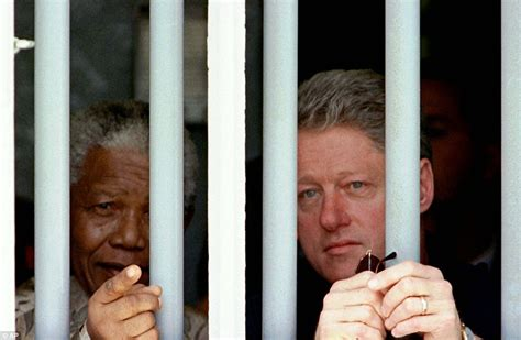 nelson mandela a in pictures from prisoner to