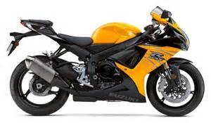 Suzuki Motorcycles Gsxr 750 2012 Suzuki Gsx R 750 Now Available In Yellow Rideapart