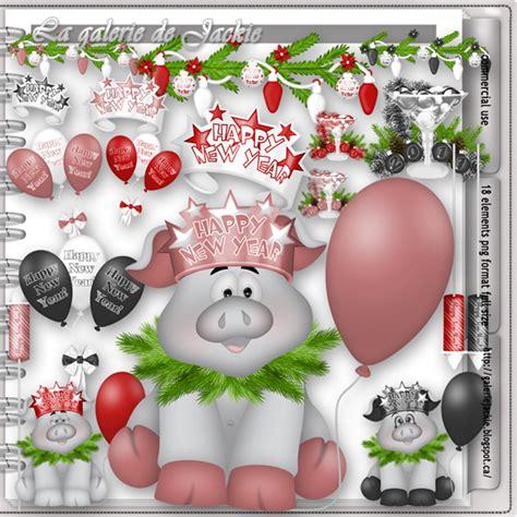 new year 2016 year of pig la galerie de jackie cu happy new year pig fs