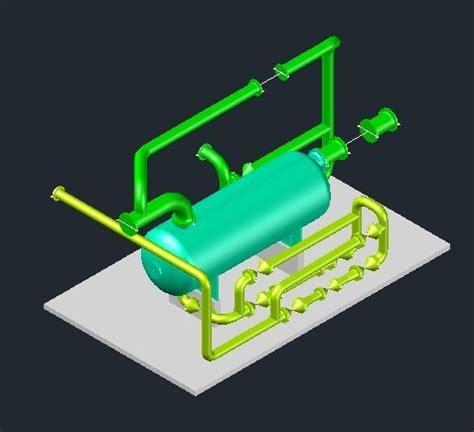 separators  phase models  dwg model  autocad