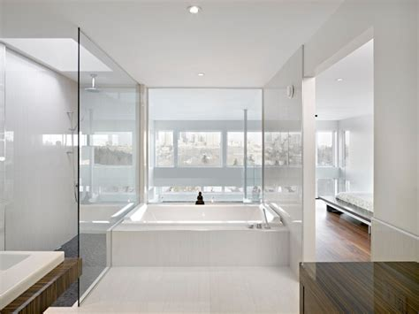 Modern Bathroom Vanities Edmonton Ensuite Contemporary Bathroom Edmonton By Habitat
