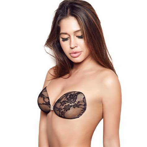 Adriana Strapless Backless Adhesive Bra on Storenvy