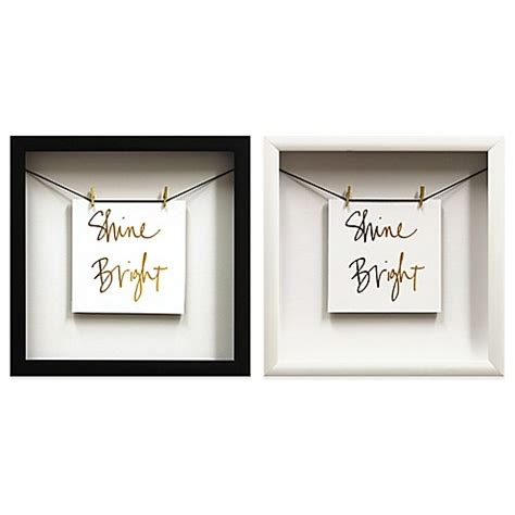 bed bath beyond wall decor shine quot gold foil wall d 233 cor bed bath beyond