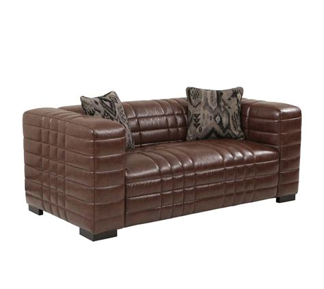 Brown Bonded Leather Sofa Brown Bonded Leather Sofa Ar Maxima Leather Sofas