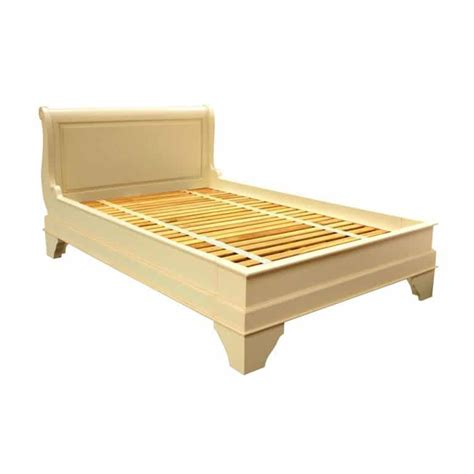 Sleigh Bed Low Footboard sleigh bed low footboard akd furniture