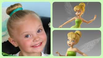 tinkerbell hairstyle tinker bell hairstyle tutorial a cutegirlshairstyles