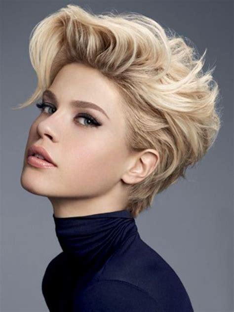 short hairstyles  winter  flattering haircuts
