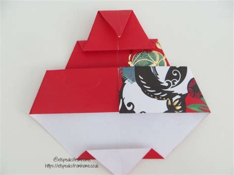 Ang Pow Paper Folding - ang pow origami new year 2018 step 8 et