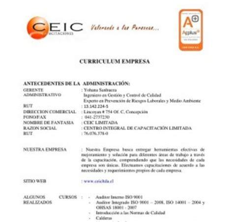 Plantillas De Curriculum Como Se Hace c 243 mo se hace un curriculum empresarial modelo curriculum