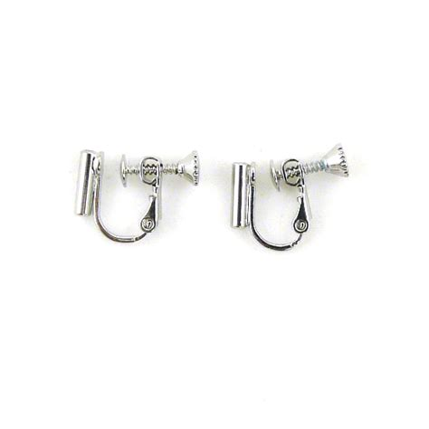 how to change clip on clip on earring heaven by make me beautiful the non