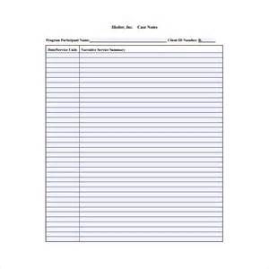 note template notes template 7 free word pdf documents