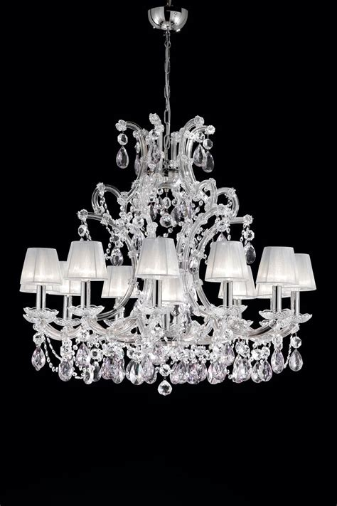 Grand Lustre by Grand Lustre Noir Moderne Lorrels