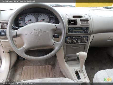 Toyota Corolla 1999 Interior by Toyota Corolla 1999 Reviews Prices Ratings With