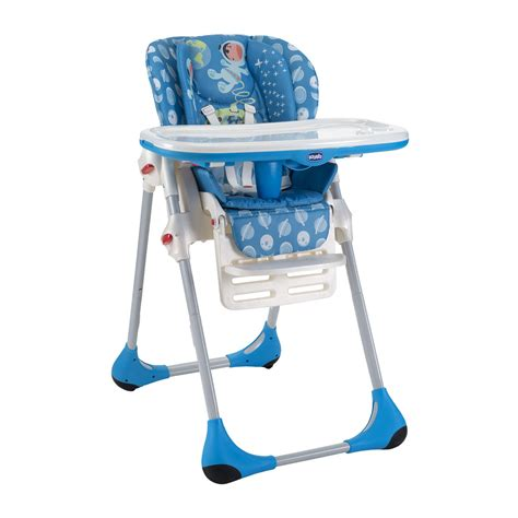 chicco polly 2 in 1 highchair in moon kiddicare