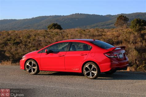 Honda Si 2015 by 2015 Honda Civic Si Sedan Review The Fwd Fr S